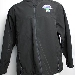 Charles River 2XL Long Sleeve Zipper Jacket
